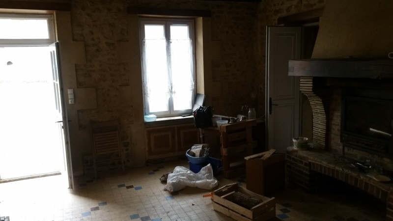 Vente maison / villa Le mele sur sarthe 136500€ - Photo 3