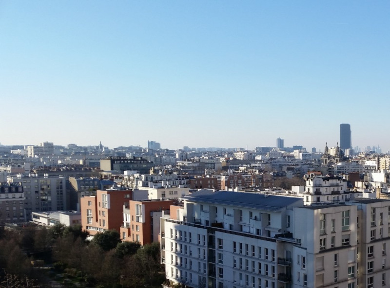 Vente appartement Paris 13ème 890 000€ - Photo 2