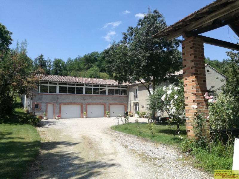 Vente maison / villa Cambon les lavaur 399000€ - Photo 1