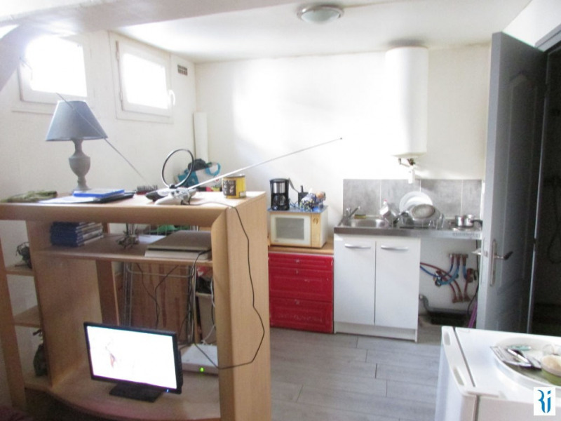 Vente appartement Rouen 56 500€ - Photo 2
