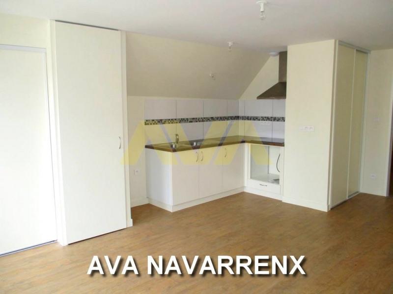 Location appartement Navarrenx 550€ CC - Photo 1