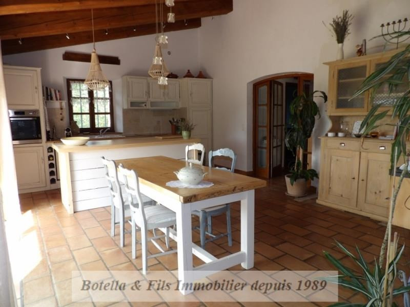 Verkoop van prestige  huis Barjac 527000€ - Foto 4