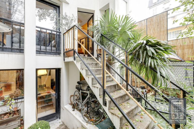 Deluxe sale house / villa Paris 18ème 2395000€ - Picture 12