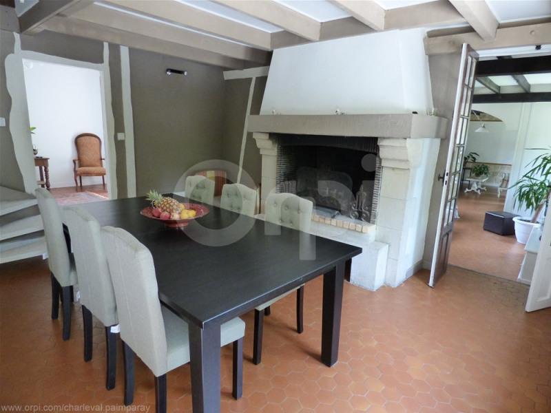 Sale house / villa Lyons la foret 331000€ - Picture 6