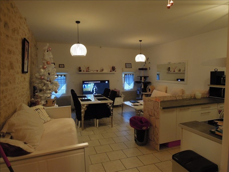 Vente appartement Crepy en valois 144 000€ - Photo 1