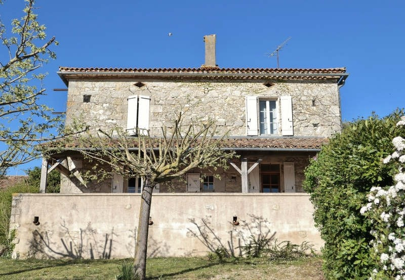 Sale house / villa St clar 398000€ - Picture 1