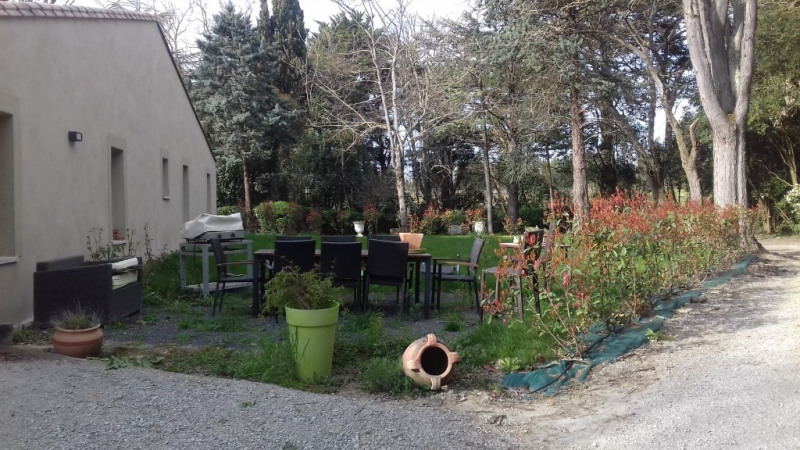 Rental house / villa Ste eulalie 750€ CC - Picture 2