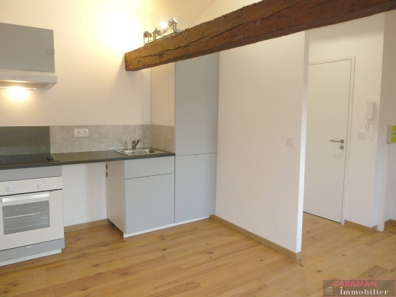 Rental apartment Caraman 490€ CC - Picture 3