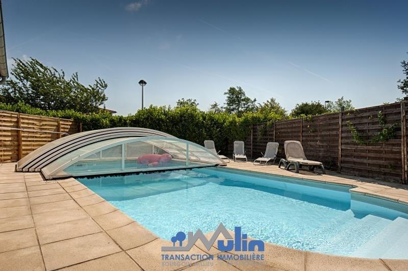 Vente maison / villa Villefontaine 299000€ - Photo 7