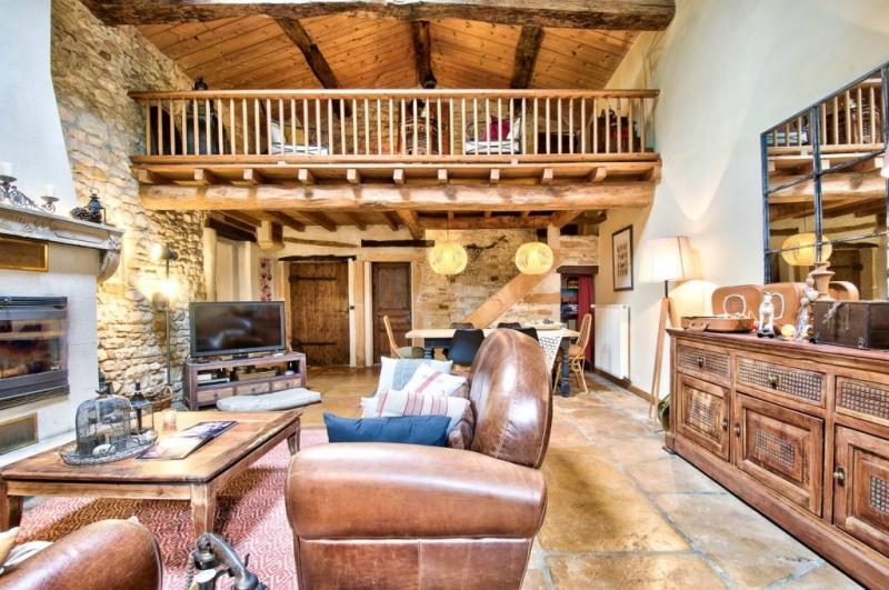Vente maison / villa Morancé 480000€ - Photo 7