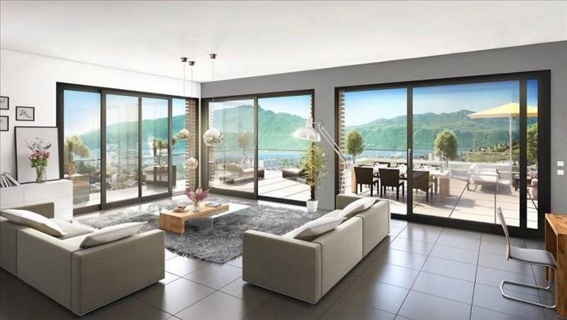 Deluxe sale apartment Aix les bains 660000€ - Picture 3