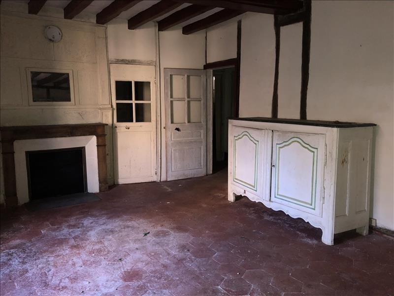 Sale house / villa Villiers st benoit 98500€ - Picture 5