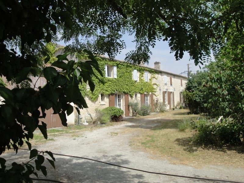 Sale house / villa Benet 189000€ - Picture 1