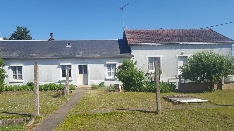 Sale house / villa Vendôme 91000€ - Picture 1