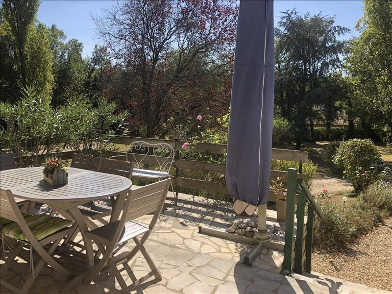 Vente maison / villa Liguge 225 000€ - Photo 2