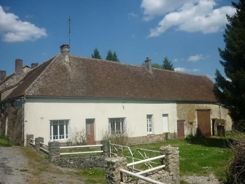 Sale house / villa La chapelle montligeon 80 000€ - Picture 1
