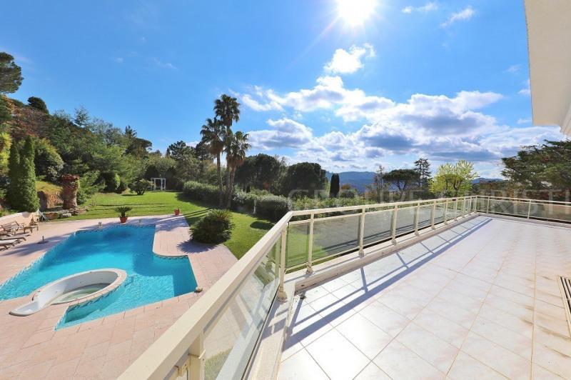 Vente de prestige maison / villa Mandelieu 2690000€ - Photo 2