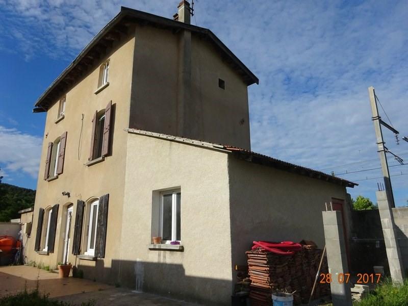 Location maison / villa Ponsas 650€ +CH - Photo 1