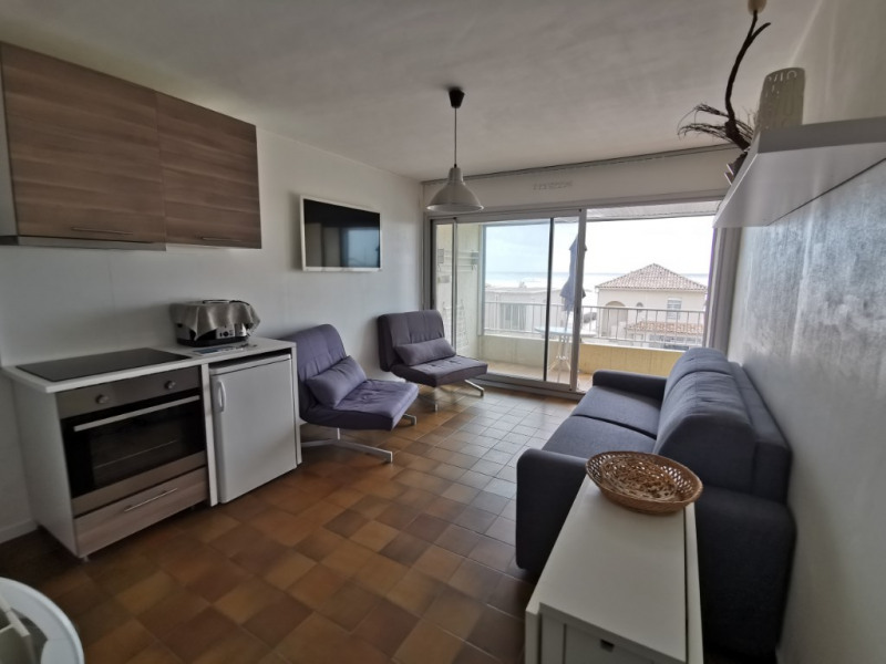 Location appartement Carnon plage 450€ CC - Photo 1