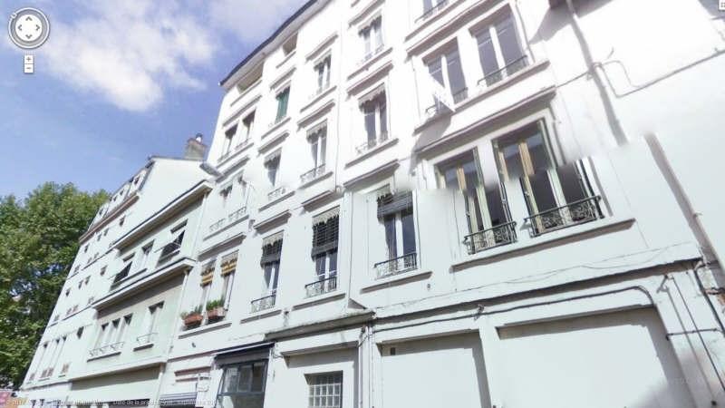 Rental apartment Lyon 6ème 295€ CC - Picture 1