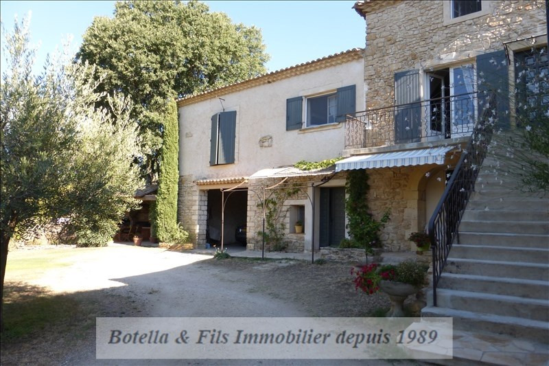 Verkoop van prestige  huis Uzes 506000€ - Foto 13