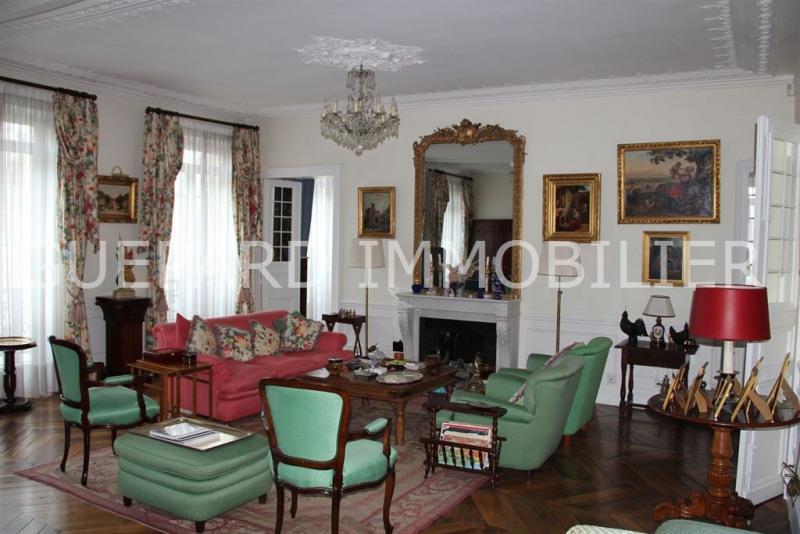 Deluxe sale apartment Paris 8ème 3500000€ - Picture 2