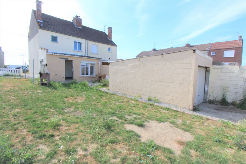Vente maison / villa Auberchicourt 121500€ - Photo 1
