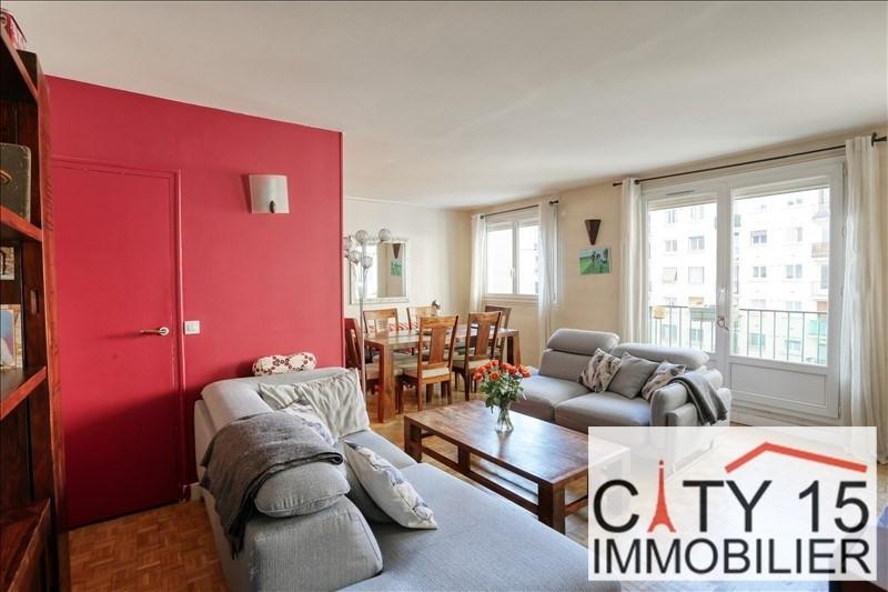 Venta  apartamento Paris 15ème 689000€ - Fotografía 5
