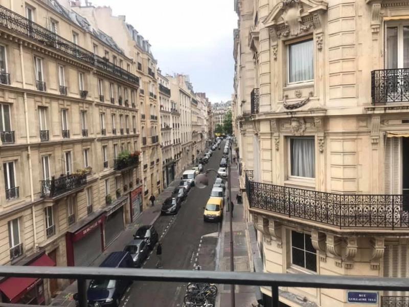 Sale apartment Paris 17ème 310000€ - Picture 3