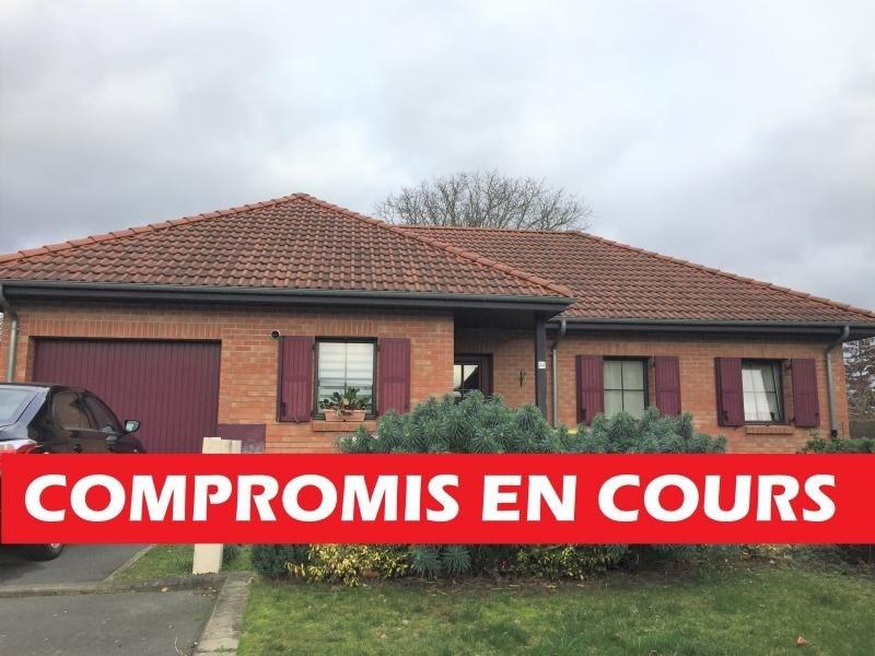 Vente maison / villa Courrieres 213500€ - Photo 1
