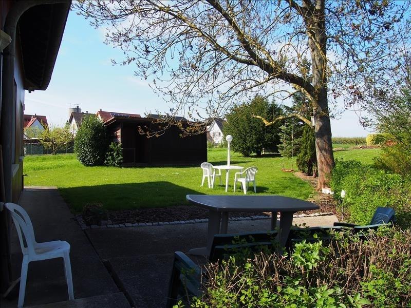 Sale house / villa Kriegsheim 415000€ - Picture 3