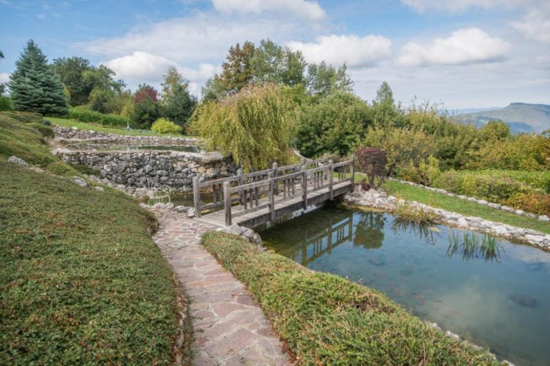 Deluxe sale house / villa Trevignin 669000€ - Picture 2
