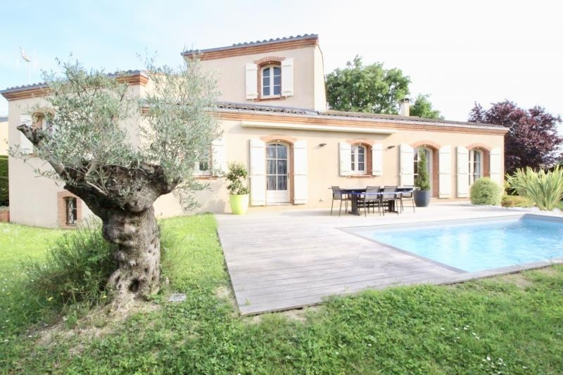 Deluxe sale house / villa Escalquens 644900€ - Picture 1