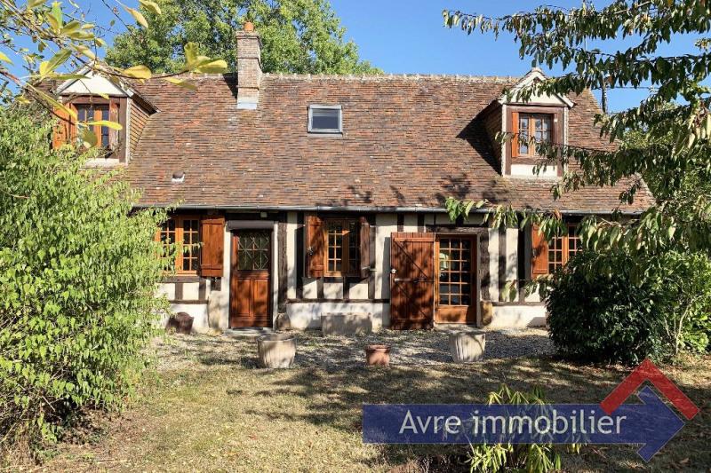 Vente maison / villa Verneuil d'avre et d'iton 123000€ - Photo 1