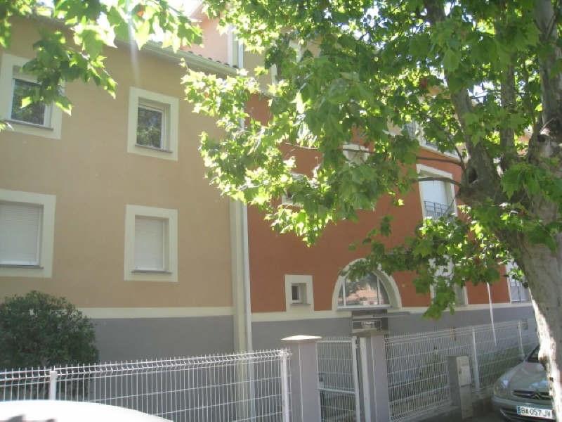 Location appartement Carcassonne 462€ CC - Photo 1