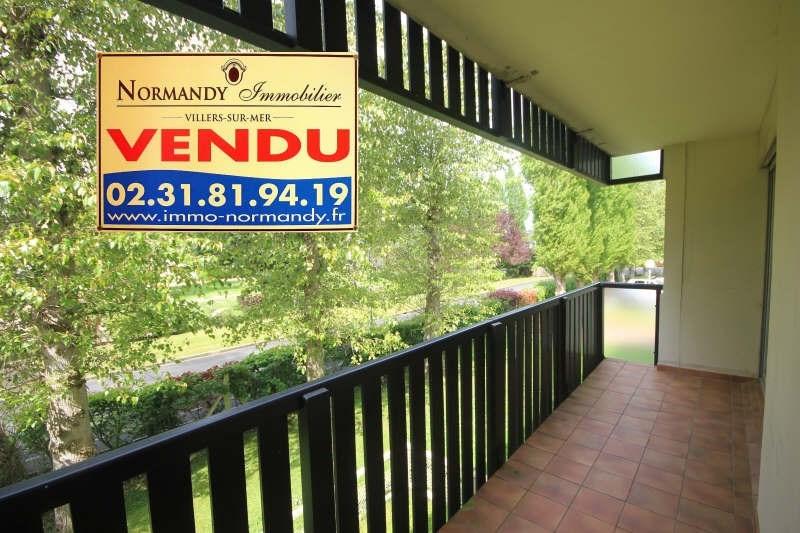 Sale apartment Villers sur mer 69500€ - Picture 1
