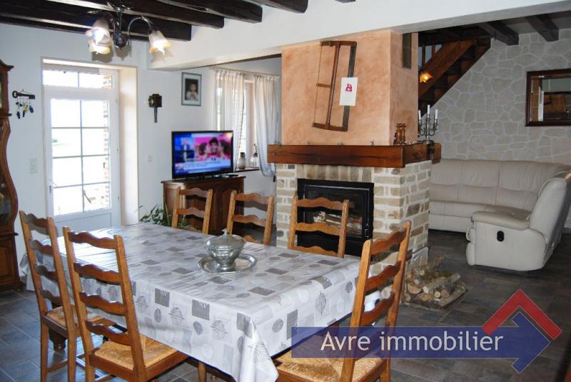 Vente maison / villa Verneuil d avre et d iton 294000€ - Photo 2