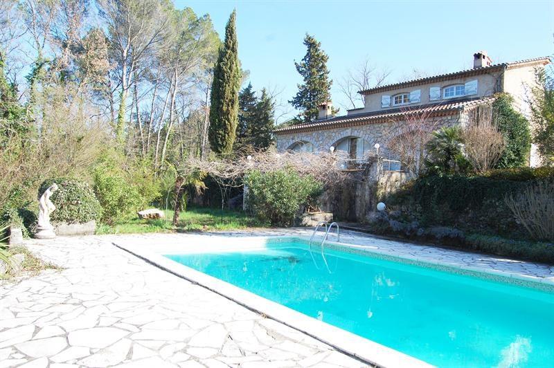 Deluxe sale house / villa Fayence 890000€ - Picture 1