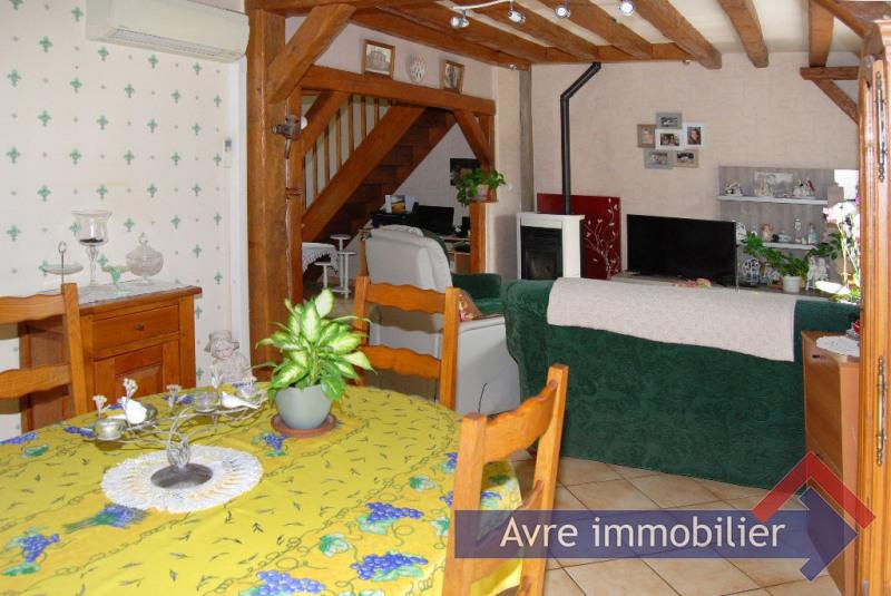 Vente maison / villa Verneuil d avre et d iton 169500€ - Photo 6