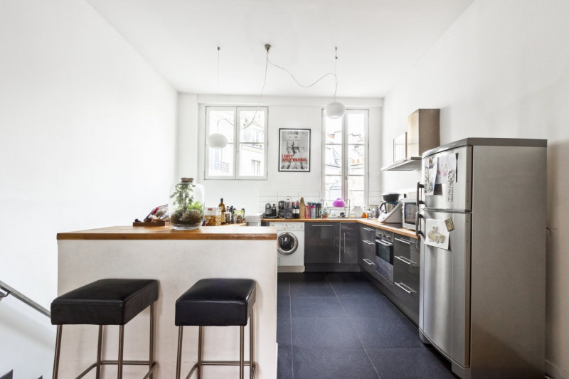 Vente de prestige appartement Paris 2ème 1 300 000€ - Photo 1