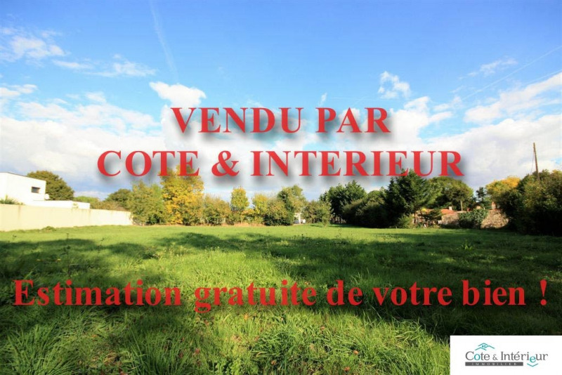 Vente terrain Grosbreuil 107000€ - Photo 1