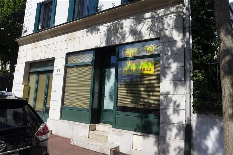 Rental office Garches 660€ HT/HC - Picture 1