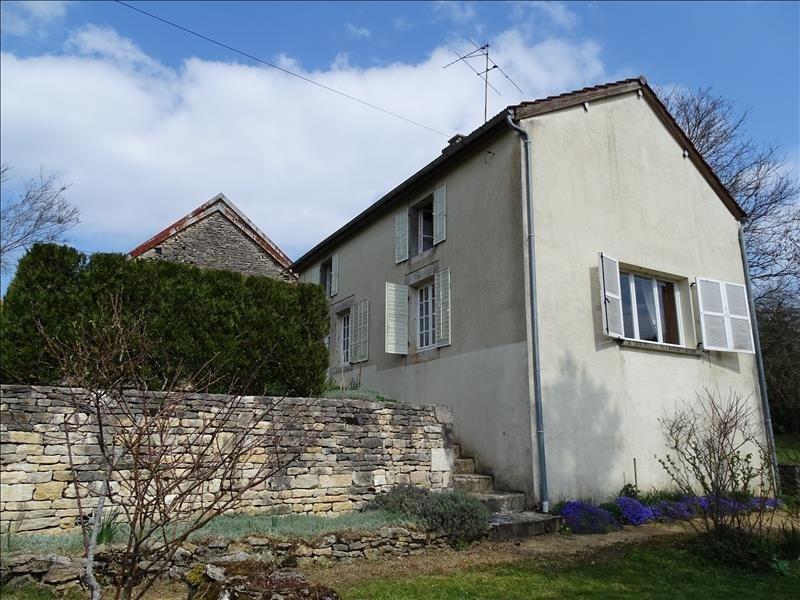 Vente maison / villa Secteur recey s/ource 97000€ - Photo 4