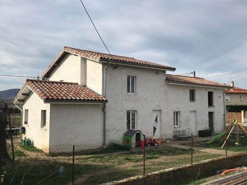 Vente maison / villa St clair du rhone 239000€ - Photo 1