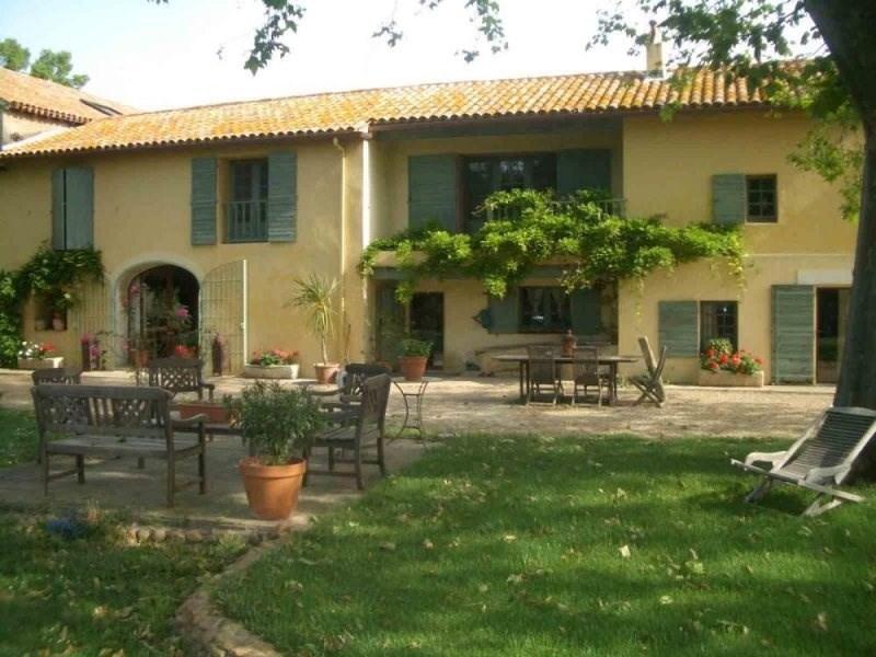 Verkauf von luxusobjekt haus Arles 1483000€ - Fotografie 1