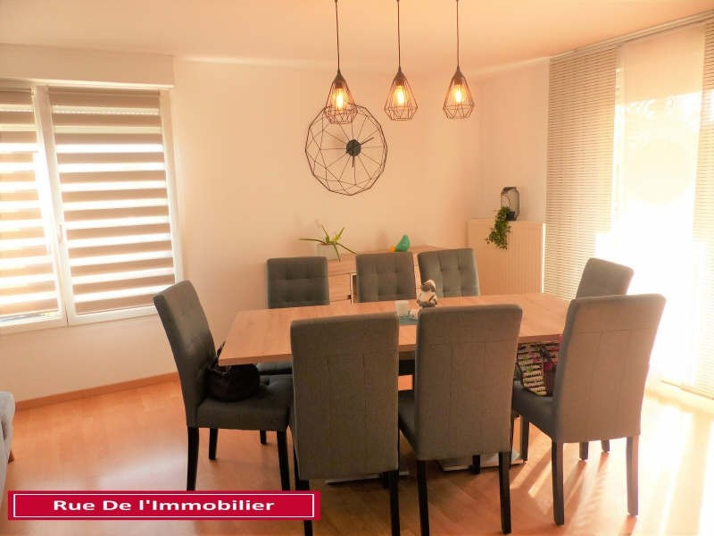 Vente appartement Mommenheim 180 000€ - Photo 2