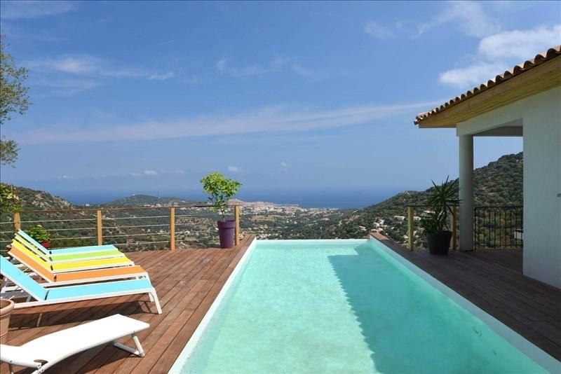 Vente de prestige maison / villa Santa reparata di balagna 1030000€ - Photo 1