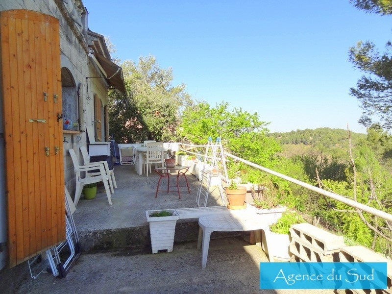 Vente maison / villa Mimet 475000€ - Photo 4
