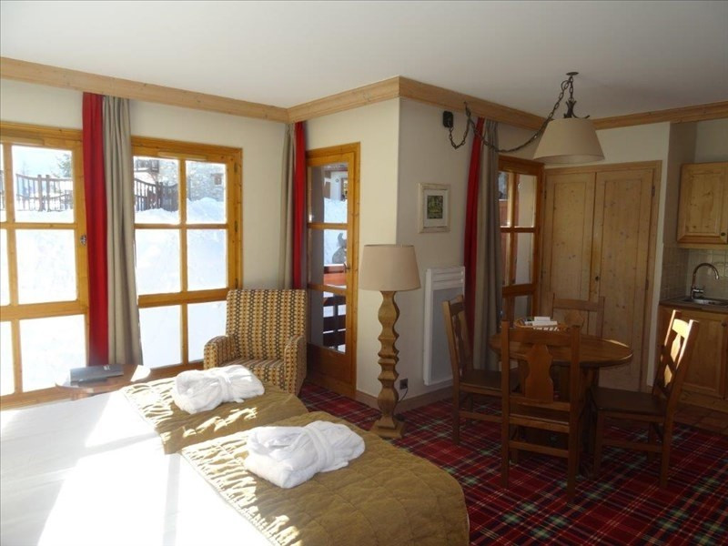 Vente de prestige appartement Les arcs 1950 155 000€ - Photo 2