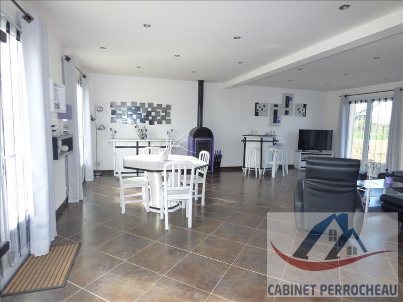 Vente maison / villa La chartre sur le loir 308000€ - Photo 5